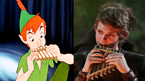 Quot peter pan il pifferaio magico once upon a time italia